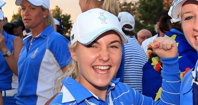 Meet the rising star in women's golf, Charley Hull.