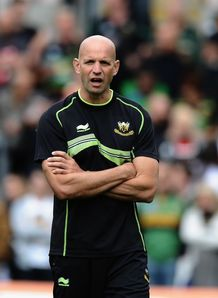 Aviva Premiership: Northampton boss Jim Mallinder pleased after George North try