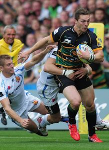 george north northampton saints