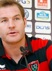 Ali Williams Toulon presser