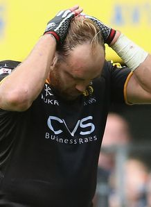 Andy Goode Wasps 2013