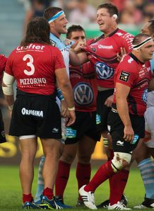 Bakkies Botha for Toulon