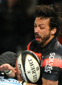 Clement Poitrenaud Toulouse Top 14 2013