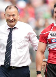 SKY_MOBILE Eddie Jones - Japan rugby coach
