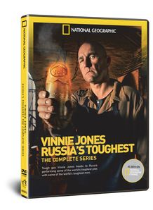 Win an LCD TV with Vinnie Jones: Russia's Toughest