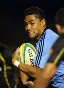 Francis Saili ABs v Wellington 2013