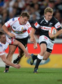 Fred Zeilinga Sharks attacks Currie Cup v Golden Lions