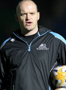 SKY_MOBILE Gregor Townsend Glasgow Warriors