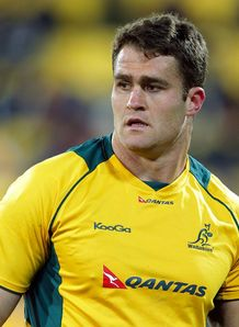 James Horwill Wallabies RC 2013