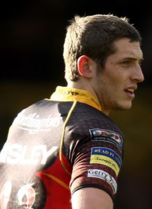 Jason Tovey for Dragons