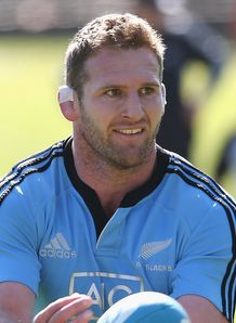 Kieran Read NZ training 2013