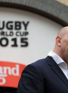 Lawrence Dallaglio England RWC 2015 ambassador
