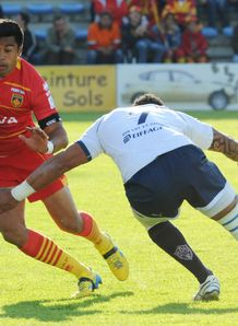 Lifeimi Mafi for Perpignan