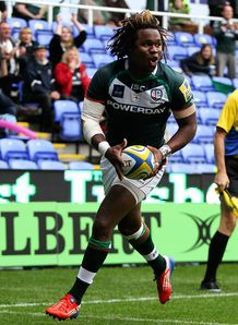 Marland Yarde Try v London Irish