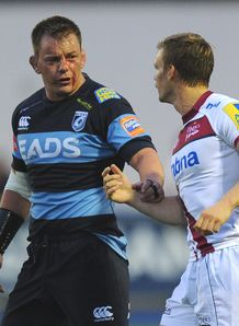 Matthew Rees Cardiff Blues 2013