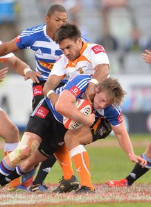 Michael Rhodes Western Province Currie Cup v Free State Cheetahs