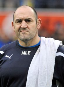 Montpellier forwards coach Mario Ledesma