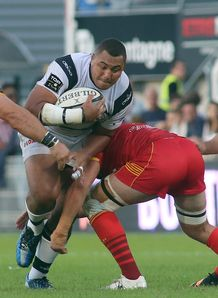Sisa Koyamaibole for Brive