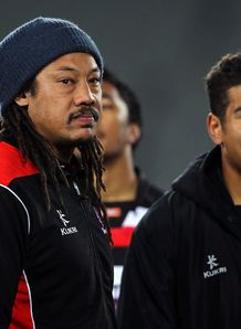 Tana Umaga Counties ITM Cup coach 2013