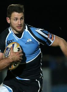 Tommy Seymour for Glasgow Warriors