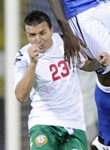 World Cup qualifier: Bulgaria on course for second after win in Malta