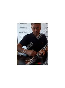 Mourinho Signed Photo