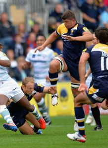 Marland Yarde London Irish Worcester