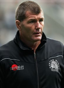 ROB BAXTER EXETER CHIEFS