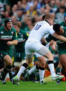Aviva Premiership: Manu Tuilagi singled out for Tigers praise