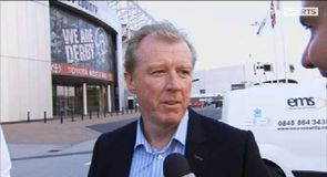 McClaren relishing Derby challenge