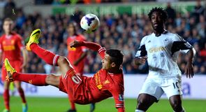 Redknapp's Liverpool v Swansea preview