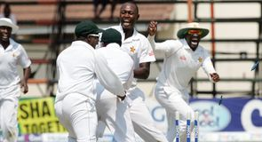 Famous win for Zimbabwe