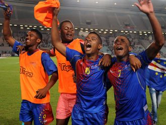 Cape Verde: One of only a few with reason for cheer