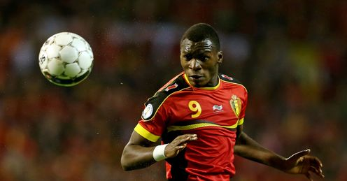 Benteke: Aston Villa man is one of Belgium's many threats