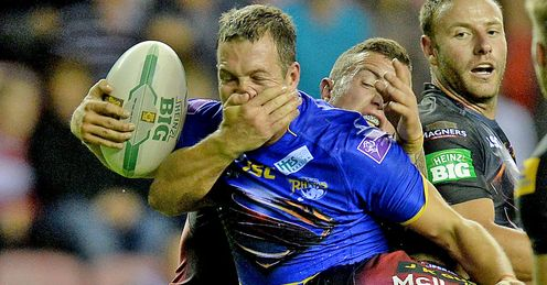 Danny McGuire - Leeds Super League