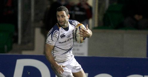 Dave David Kearney Leinster
