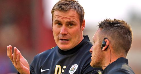 Flitcroft staying positive