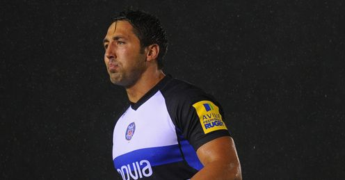 Gavin Henson Bath v Newcastle AVP 2013