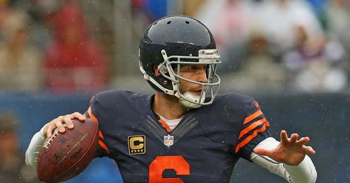 Cutler: should have been taken off by Chicago, says Neil