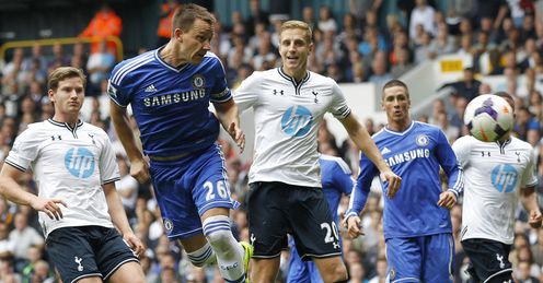 Chelsea v Tottenham: Merse says Spurs' losing run at Stamford Bridge will continue