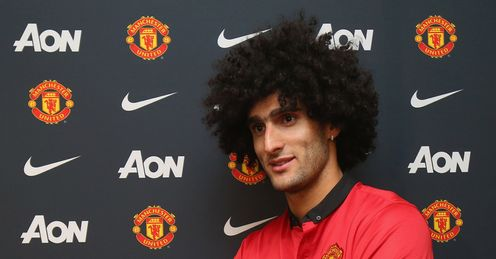 Fellaini: how will he fare at United - and how will Everton go without him?