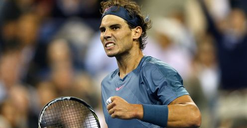 Nadal claims second US Open