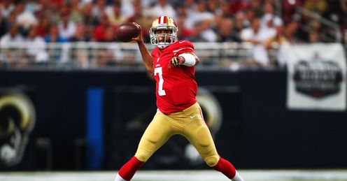 Colin Kaepernick heading back to New Orleans