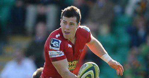 Gareth Davies Scarlets