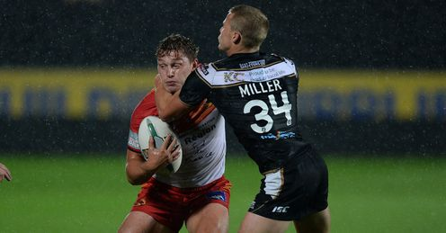 ELLIOTT WHITEHEAD CATALAN DRAGONS
