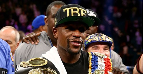 Number one: Floyd Mayweather is the best boxer we've seen, says Johnny Nelson