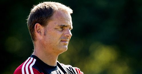 Frank de Boer's charges play with panache, says Andy