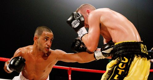 Kid rocks: Glenn thinks Galahad has a lot of potential