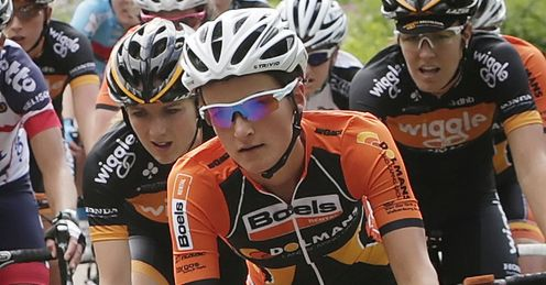 Lizzie Armitstead was disheartened by events at a recent race in Italy