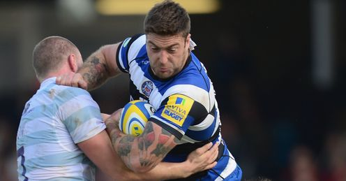 Matt Banahan BATH Aviva Premiership London Irish